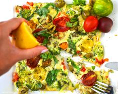 Skinny frittata | In love with health