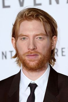 """""""This week was as terrible, but it has not diminished my ginger perfection,"""" says Domhnall Gleeson. 
