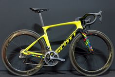 Scott Foil http://www.bicycling.com/bikes-gear/reviews/13-new-road-bikes-for-2017/slide/7