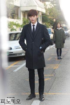 Official Stills Pinocchio kdrama - Lee Jong Suk - Park Shin Hye