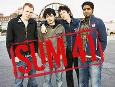 Sum 41 1st concert ever!