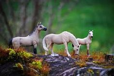 schleich photography horses