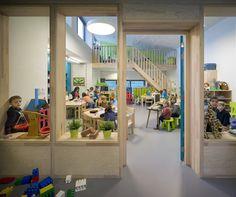Grundschule in Belgien / Beschützerinstinkte - Architektur und Architekten - News / Meldungen / Nachrichten - BauNetz.de