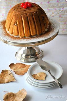 Μα...γυρεύοντας με την Αλεξάνδρα: Ανάποδη τούρτα με καρδιά από σοκολάτα