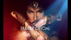 Wonder Woman nos sorprende con un nuevo tráiler - #Estrenos, #Trailer, #WonderWoman