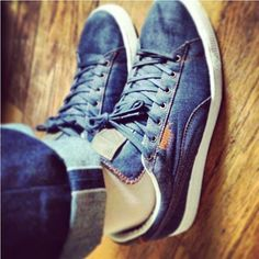 #PUMA States Denim #PUMAlife #shoes #sneakers