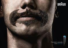 Superhelden Bart  Das ist doch mal eine Kampagne von Braun, mit der sich Männer identifizieren können. Einen Bart haben wie ein Superheld, wer möchte das nicht? Drei Motive hat sich die BBDO einfallen lassen. Superman, Spiderman oder Batman kann man sein. Wenn man denn den richtigen Rasierer hat.