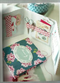 Sewing Case - Tildas Varideer Book - moranguinho - Picasa Web Albums