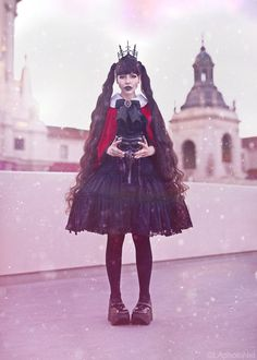 This is gorgeous!!! I love everything about her coord :o <3