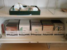 音楽CD類の収納
