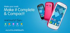 """Alcatel One Touch Magic: 4"""" Display, Dual-Core, Dual-SIM at Php4,499"""