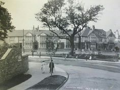 Allerton Road Liverpool 1910