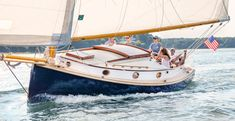 Sailing Cruises, Small Sailboats, Classic Sailing, Beyond The Sea, Best Boats, Speed Boats, Boat Building, Carbon Fiber, Fresh Water