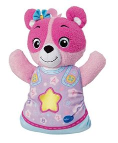 VTech® Soothing Songs Bear Pink- I own the Fisher Price Sea Horse, Preskool Glow Worm and this is my favorite. Most variety of songs (less annoying) and it is the only soother my 6 month old can turn on himself. Toys R Us, Baby Musical Toys, Vtech Baby, Soothing Baby, Crib Toys, Teddy Bear Toys, Baby Play, Toddler Toys, Blue Nails