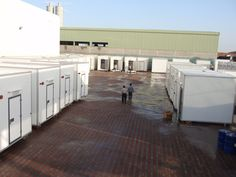 We manufacture and export a wide assortment of Prefabricated Telecom Shelter and Cabins, prefabricated PUF insulated cabins and porta cabins that are extensively required for sheltering telephonic equipment. These are manufactured under the supervision of skilled experts and meet various requirements in the leading industrial price. http://www.2i.ae/product/detail/telecom-shelter-telecom-infrastructure/3