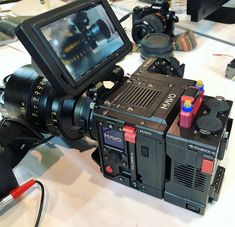 Pretty cool stuff. #kinefinity #mavo #6K. If they only had a retailer and support in the USA...