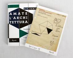 Gio Ponti. Amate l'architettura. Library #068.