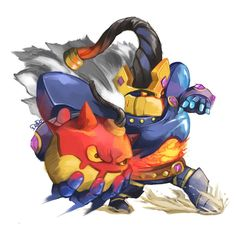 Bomb King | Paladins by Dond0n