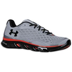 Under Armour Spine RPM - Men's - Running - Shoes - Steel/Fuego/Black