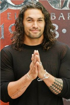 Jason Momoa: Game of Thrones. Nuff said!!!