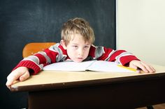 One in ten American kids are on stimulant medications. Photo credit: Shutterstock