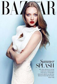 Amanda Seyfried Harper's Bazaar Korea