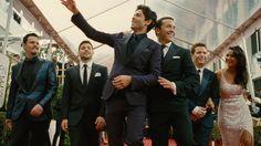 Warner Bros. Pictures ha divulgado un nuevo tráiler de 'Entourage' la Película ! Escrita y dirigida por el creador de la serie Doug Ellin, la versión cinem