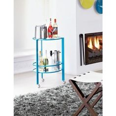 15 Round Bar Carts: Serving in Style — Roundup | Apartment Therapy