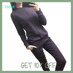 Cheap autumn tracksuit women, Buy Quality leisure suit directly from China suit suit Suppliers: TAOVK new fashion Russia style Women's Autumn Tracksuit Women Hoodies Set t-shirts+Long Pants) Leisure Suits Tailor Made Suits, Suits For Women, Clothes For Women, Tracksuit Pants, Suit Shop, Ali Express, Long Pants, T Shirts, New Fashion