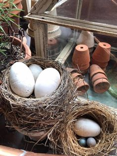 Potting Sheds, American Country, Earth Tones, Connecticut, Primitive, Easter, Garden Sheds, Spring, Bliss