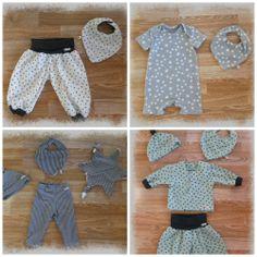 Hjemmesydde babyklær