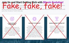 Bitcoin Evolution is just a fake! Earn More Money, Ways To Earn Money, Earn Money From Home, How To Make Money, Trade Association, Hard Earned, Money Today, Television Program, How To Become Rich