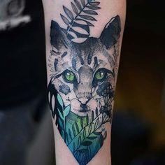 kedi dövmeleri cat tattoos 38