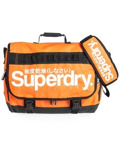 Superdry Tarpaulin Laptop Bag