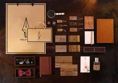 Nelson Clothing Branding by Shou-Wei Tsai - Branding Inspiration