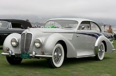 DELAHAYE 135 MS LANGENTHAL COUPE - 1947