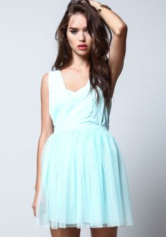 Ballerina Tulle Dress - Love Culture