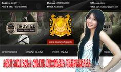 http://asiabetking.org/agen-judi-bola-online-indonesia-terpercaya/  Agen Judi Bola Online Indonesia Terpercaya – Situs Bursa Taruhan Bola Online Asia Aman Nyaman Terpercaya – Sekarang ini dunia perjudian semakin merebak
