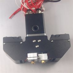 84.59$  Buy here - http://aikvm.worlditems.win/all/product.php?id=32799133580 - UM2+ Ultimaker 2 3D printer accessories Chimera 2-colors outet hotend print head full kit for UM Original spare parts