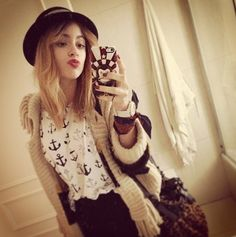 Martina Stoessel - love her style-