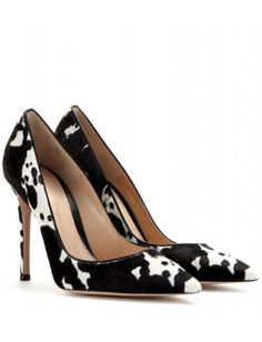 #gianvitorossie - arizona pony-hair pumps