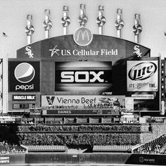 Chicago White Sox Banner Canvas