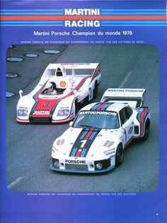 Publicité Porsche - L'Automobile décembre 1976.