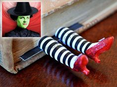 The ORIGINAL Wicked Witch Bookmark~