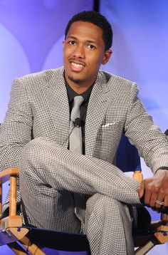 Nick Cannon - NBC Universal Summer Press Day