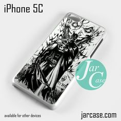 Batman & Joker Art Phone case for iPhone 5C and other iPhone devices