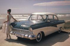 Ford Deutschland 1957, Ford Taunus 17M P2