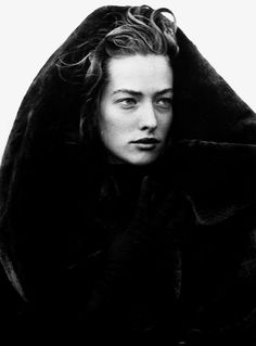 Tatjana Patitz ph. by Peter Lindbergh