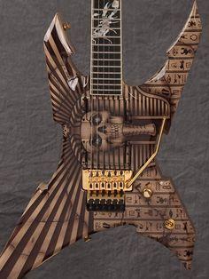Jackson Guitars Egypt Axe