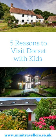 5 Reasons to Visit Dorset with Kids www.minitravellers.co.uk